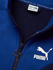PUMA - Iconic MCS Track Jacket TR B - sweatshirts - peacoat - 2