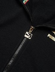 PUMA - TFS Unity Track Top FT B - sweatshirts - puma black - 4