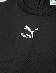 PUMA - Classics T7 Shortsleeve Tight Jumpsuit - toppe og t-shirts - puma black - 4