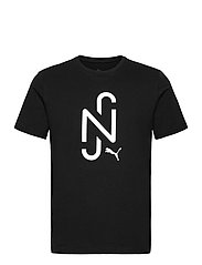 NJR 2.0 Logo Tee - PUMA BLACK