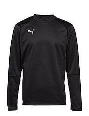 LIGA Training Sweat - PUMA BLACK-PUMA WHITE