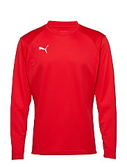 LIGA Training Sweat - PUMA RED-PUMA WHITE