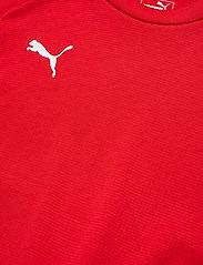 PUMA - LIGA Training Sweat - football shirts - puma red-puma white - 2