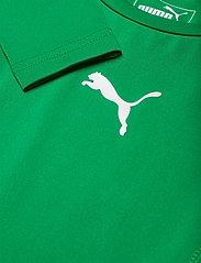 PUMA - LIGA Baselayer Tee LS Jr - long-sleeved t-shirts - pepper green - 2