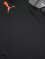 PUMA - ftblNXT Pro Tee - football shirts - puma black-nrgy red - 2