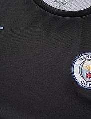 PUMA - MCFC Training Jersey - football shirts - puma black-team light blue - 2