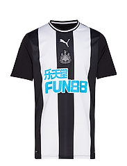 NUFC HOME Shirt Replica SS  WITH sponsor - PUMA WHITE-PUMA BLACK