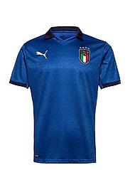 FIGC Home Shirt Replica - TEAM POWER BLUE-PEACOAT