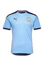 Manchester City Training Jersey - TEAM LIGHT BLUE-PEACOAT