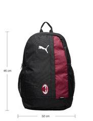 PUMA - ACM ftblCORE Backpack Plus - sale - puma black-tango red - 4