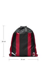 PUMA - ACM ftbl Core Gymsack - sportsbagger - puma black-tango red - 4