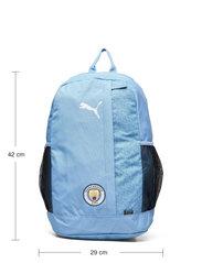PUMA - MCFC ftblCORE Backpack Plus - training bags - team light blue-puma white - 5