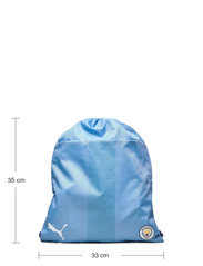PUMA - MCFC ftblCORE gym sack - sportsbagger - team light blue-puma white - 4