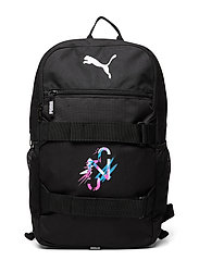 NEYMAR JR Deck Backpack - PEACOAT-PUMA WHITE-PUMA RED