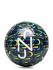 NJR Fan Graphic ball - PEACOAT-DANDELION-JELLY BEAN-WHITE