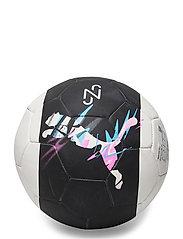 Neymar Jr Logo ball - PEACOAT-PUMA WHITE-PUMA RED