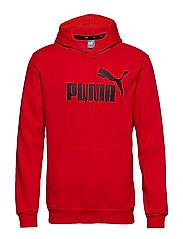 ESS Hoody FL Big Logo - PUMA RED