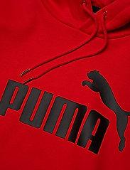 PUMA - ESS Hoody FL Big Logo - hoodies - puma red - 2