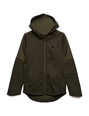 Evostripe FZ Hoody B - FOREST NIGHT