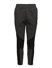 EVOSTRIPE Pants - COTTON BLACK-HEATHER