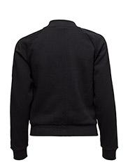 Tape FZ Jacket FL - COTTON BLACK