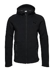 Evostripe Move Hooded Jacket - PUMA BLACK