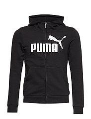 ESS Hooded Jacket TR G - PUMA BLACK