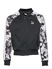Classics T7 AOP Jacket G - PUMA BLACK-AOP
