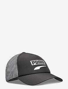 PUMA Trucker Cap - caps - puma black