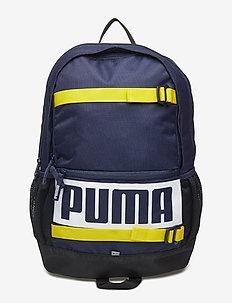PUMA Deck Backpack - PEACOAT