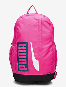 PUMA Plus Backpack II - sportsbagger - glowing pink