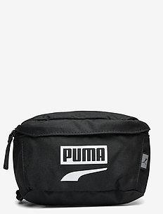 PUMA Plus Waist Bag II - heuptassen - puma black