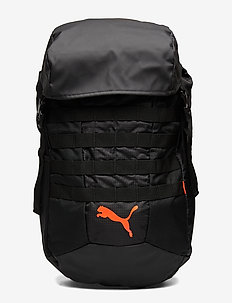 ftblNXT Backpack - PUMA BLACK-NRGY RED