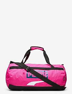 PUMA Plus Sports Bag II - salilaukut - glowing pink