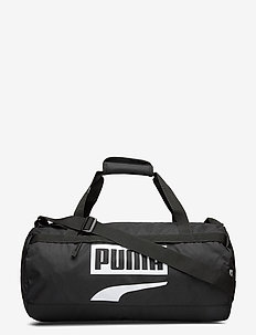 PUMA Plus Sports Bag II - torby treningowe - puma black