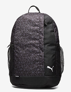 PUMA Beta Backpack - sacs d'entraînement - puma black-aop