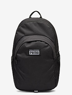 PUMA Academy Backpack - gender neutral - puma black