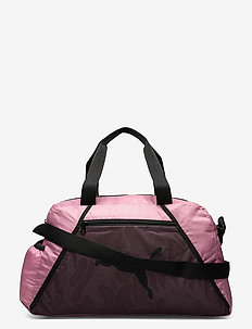 AT ESS grip bag - training bags - foxglove-puma black