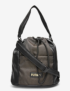 Prime Premium Bucket Bag - bucket-laukut - puma black