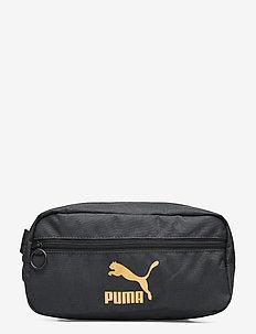 Originals Waist Bag - heuptassen - puma black-gold