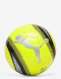 Puma Big Cat 3 Ball - Équipement de football - yellow alert-puma black-silver