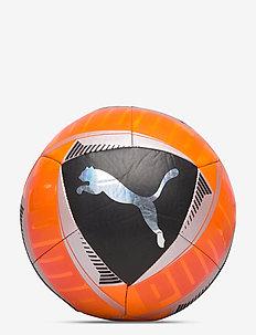 Puma ICON ball - Équipement de football - shocking orange-puma black-puma sil