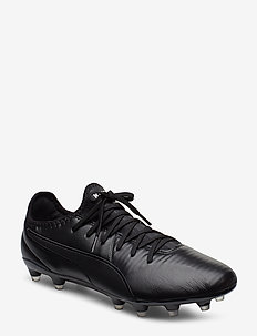 KING Pro FG - football boots - puma black-puma white