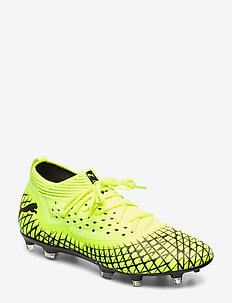 FUTURE 4.2 NETFIT FG/AG - YELLOW ALERT-PUMA BLACK