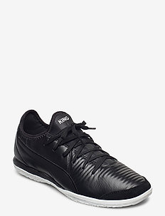 KING Pro IT - fotbollsskor - puma black-puma white