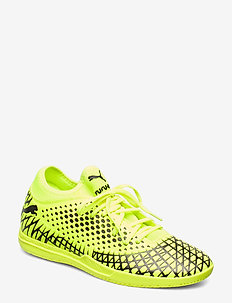 FUTURE 4.4 IT - YELLOW ALERT-PUMA BLACK