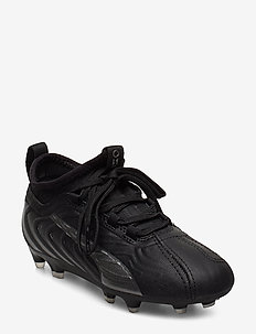 PUMA ONE 20.3 FG/AG Jr - PUMA BLACK-ASPHALT