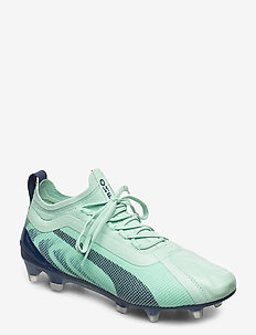 PUMA ONE 20.1 Wms  FG/AG - fotbollsskor - mist green-high rise-dark denim