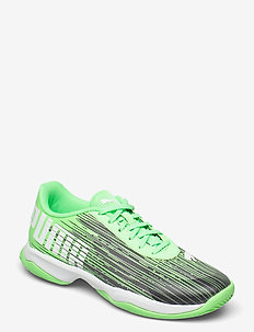 Adrenalite 3.1 - inomhusskor - elektro green-puma black-puma white