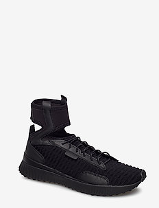 Fenty Trainer Mid - training shoes - puma black-puma white